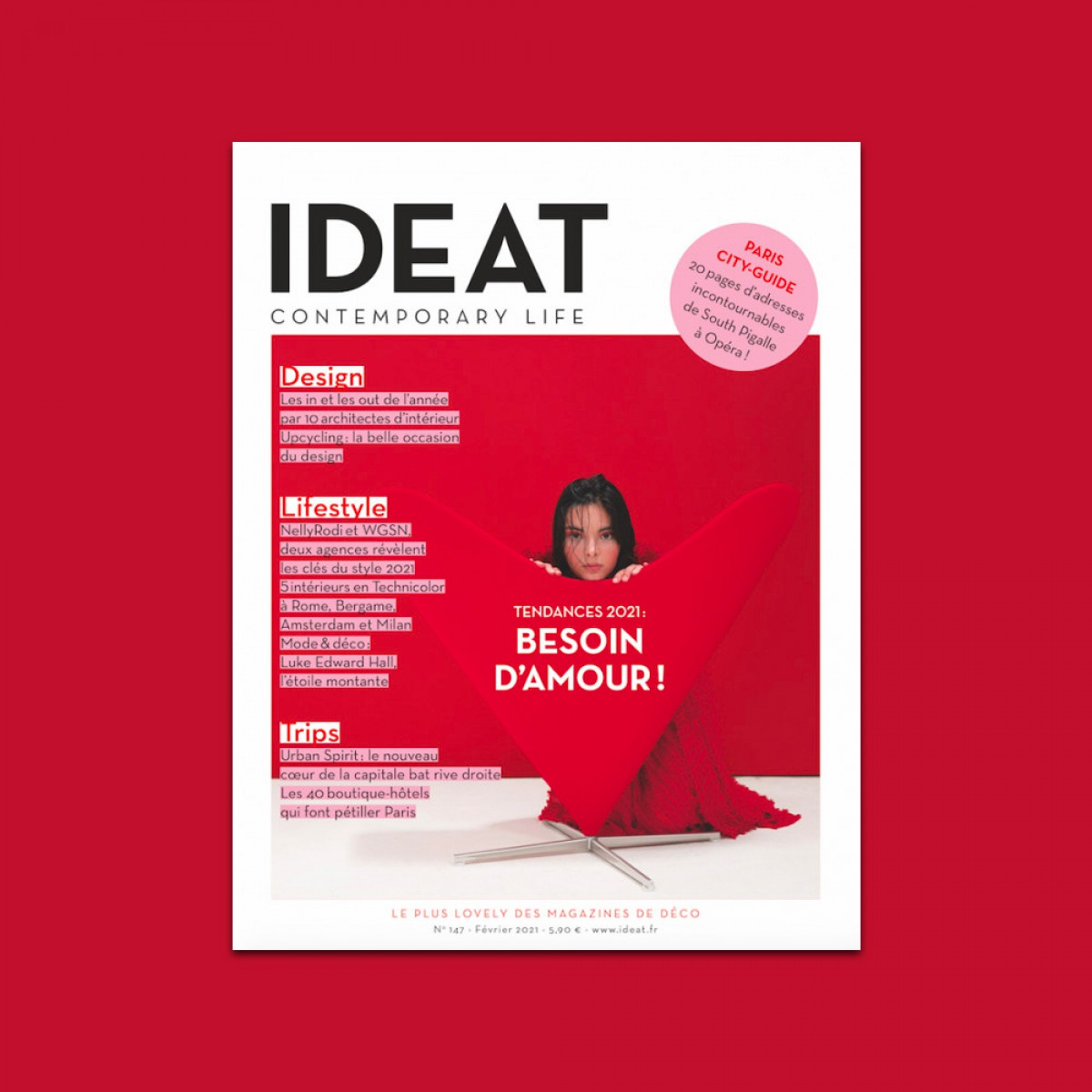 MARTA PONS for IDEAT MAGAZINE. Carmen Duran 1